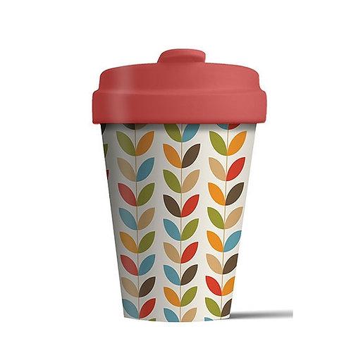 "Bamboo cups ""feuilles"""
