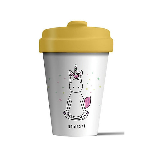 "Bamboo cups ""licorne"""