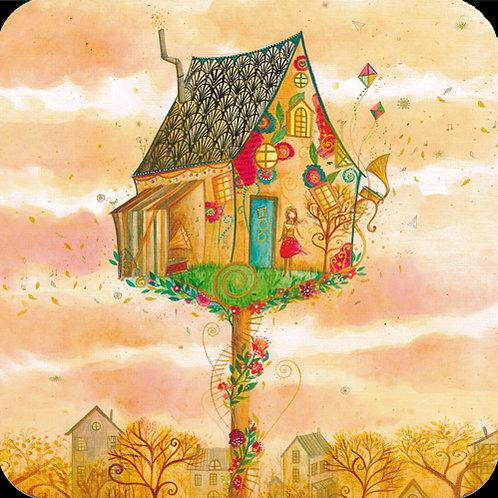 La maison dans le ciel