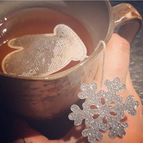 Sachets de thé flocon