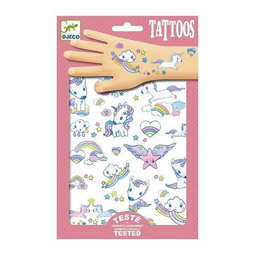 Tatouages licorne