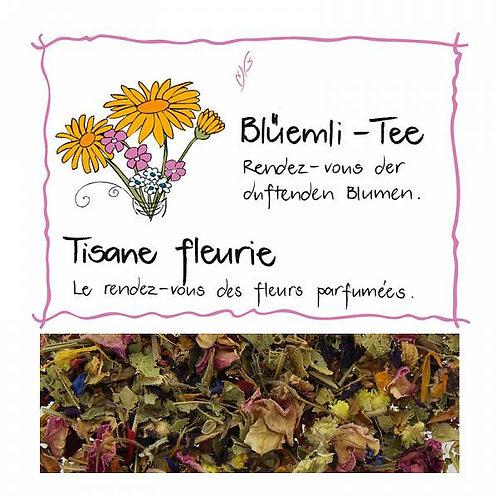 Tisane fleurie