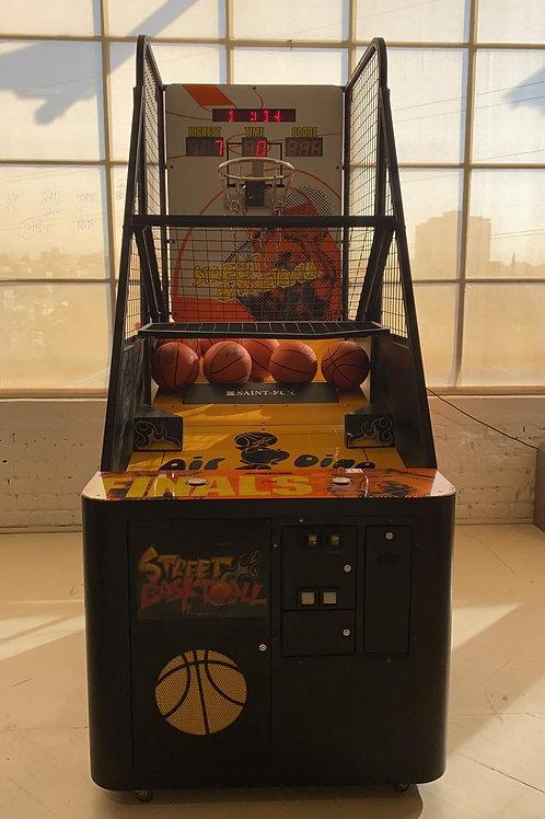 מכונת כדורסל חשמלית