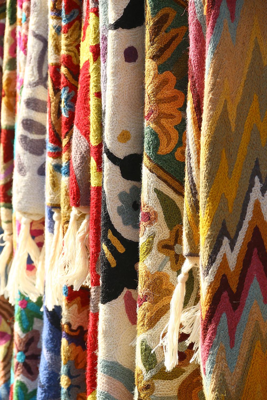 שטיח עבודת יד קרפטיזם