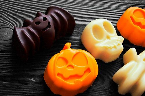 Фигурный шоколад к Хэллоуину (поштучно)
