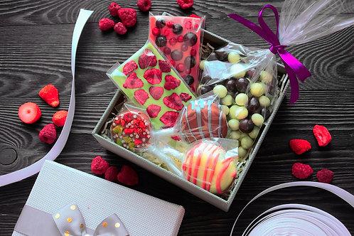 Подарочный набор из бельгийского шоколада.№8