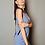 Thumbnail: Платье-сарафан «лавандовый пунш»