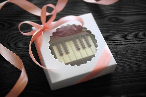 Шоколадное пианино
