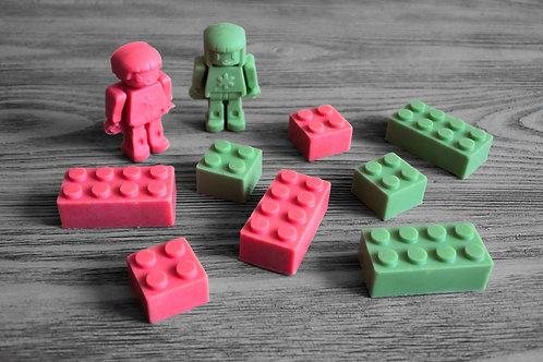 LEGO из шоколада 10