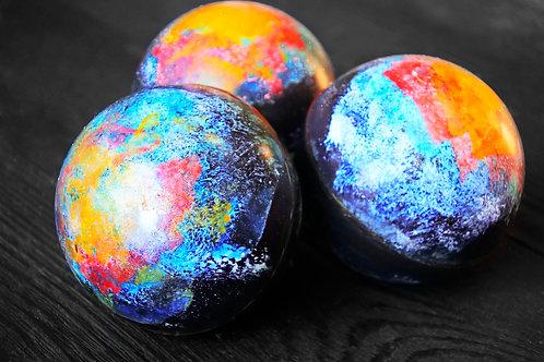 """Шоколадная планета """"Вселенная"""" 50 гр."""