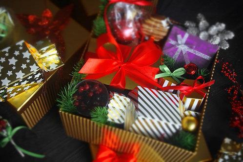 """Подарочный набор """"Новогодний"""" большая коробка"""