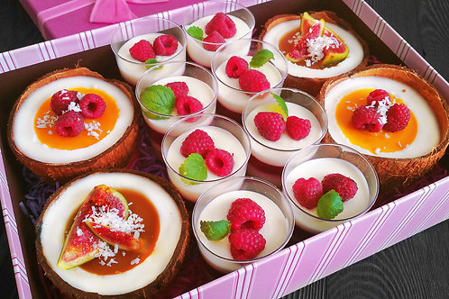 Подарочный набора десертов