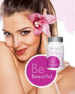 Vitagurl Be Beautiful. Supplements