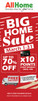 BIG HOME SALE