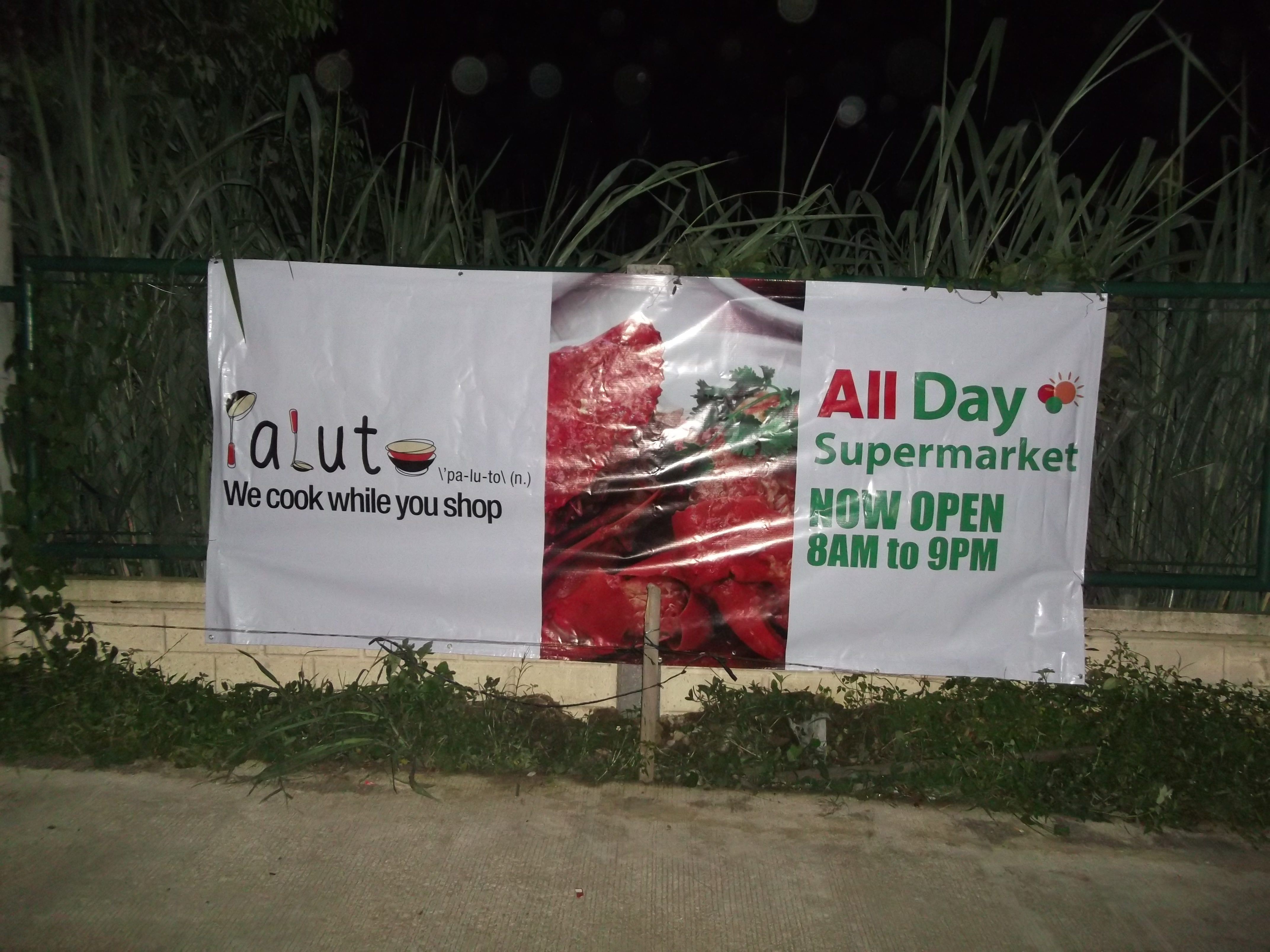"""All Day """"Paluto"""""""