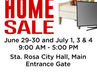 All Home Caravan Sale - Sta. Rosa