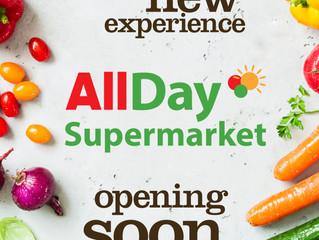 OPENING SOON - AllDay Supermarket @ Vistamall Pampanga