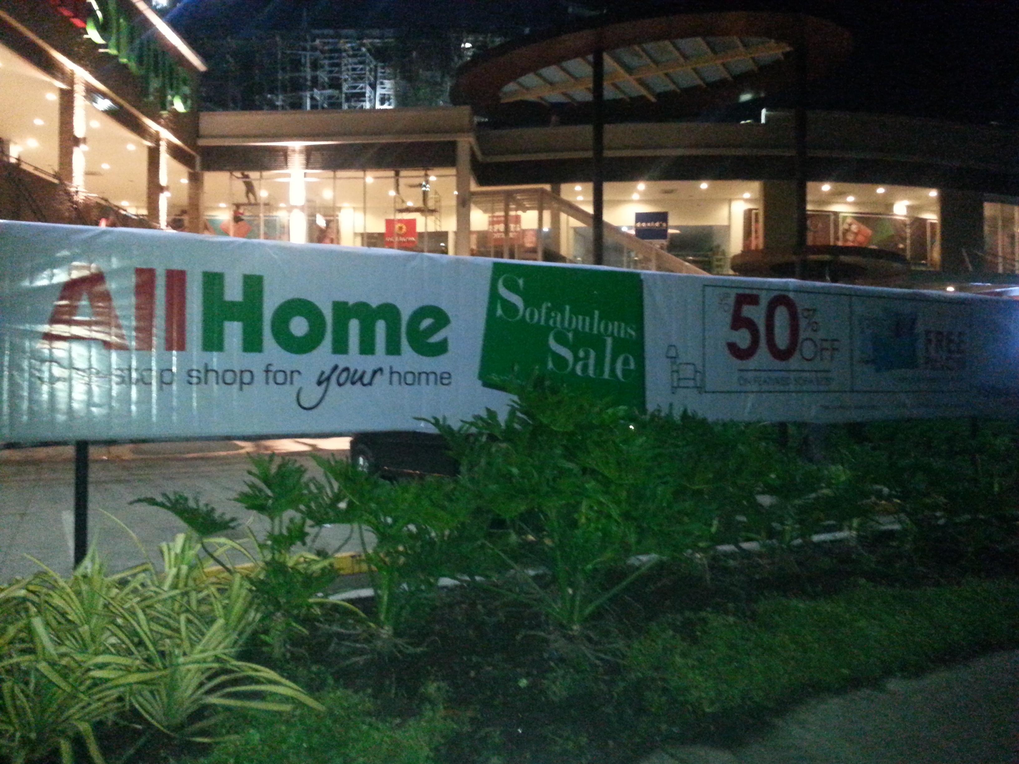 All Home Sofabulous Sale Streamer