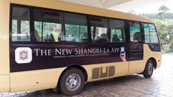 Bus Sticker wrap