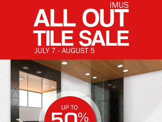 All Home Imus - All Out Tile Sale