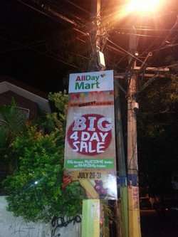 All Day Mart's The Big 4 Day Sale