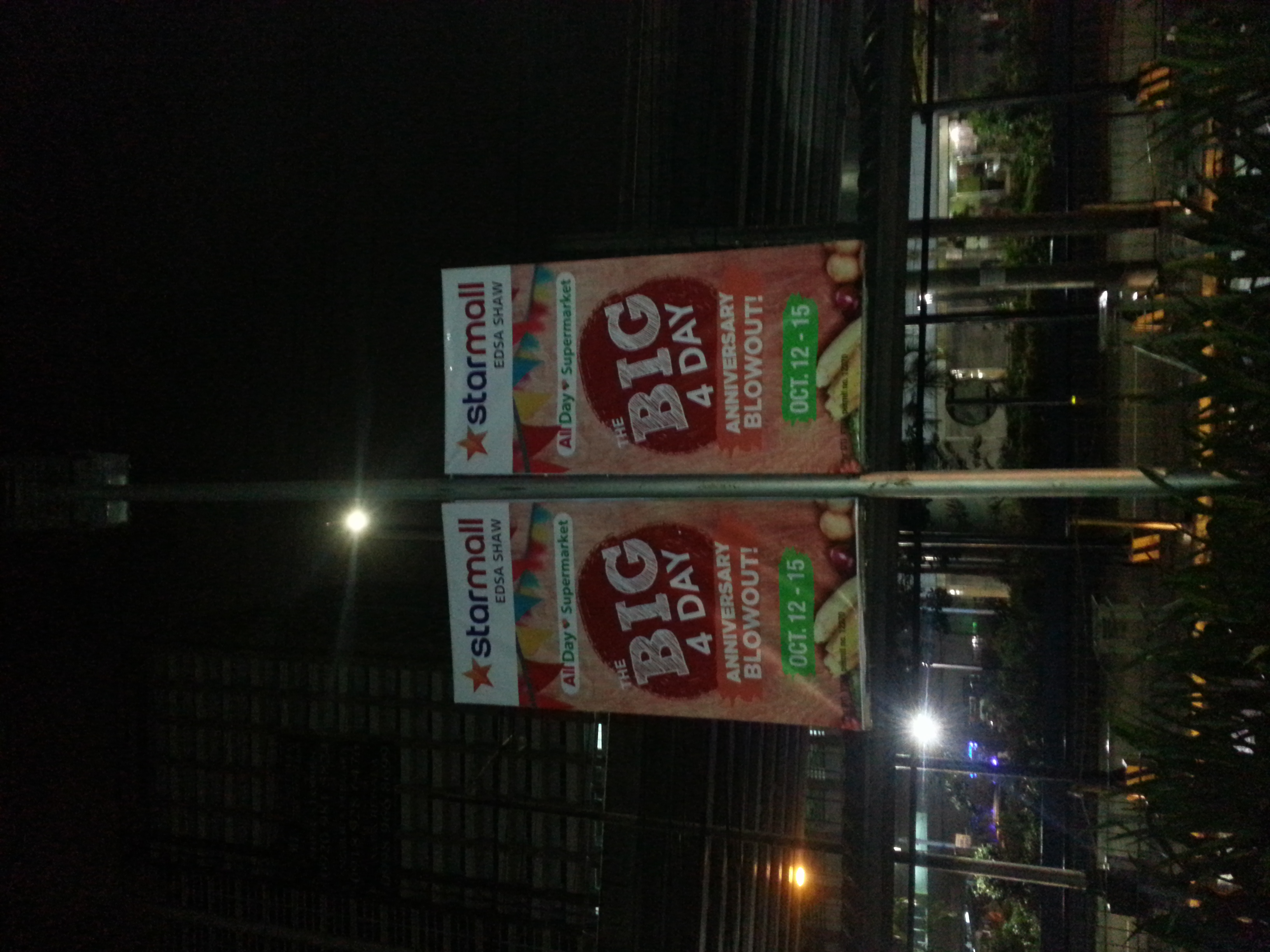 AllDay Supermarket EDSA Shaw