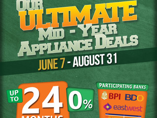 All Home Appliances - Ultimate Mid Year Sale
