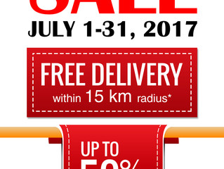 Anniversary Sale - All Home Antipolo