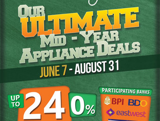 All Home Ultimate Mid-Year Appliance Deals