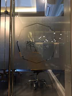 Glasswall Sticker