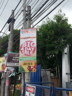 All Day Supermarket's Big 4 Day Sale