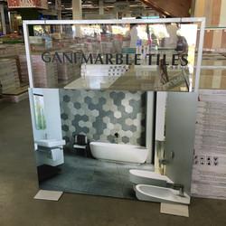 Gani Marble Tile End Cap