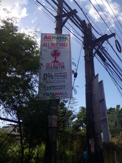 All Home Street Banners