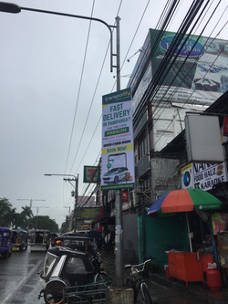 Transportify Street Banners