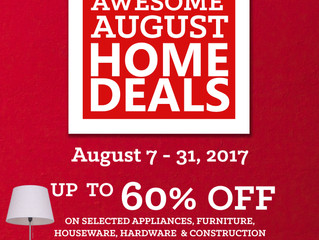 All Home's Awesome August Home Deals