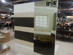 Iris Tile Module