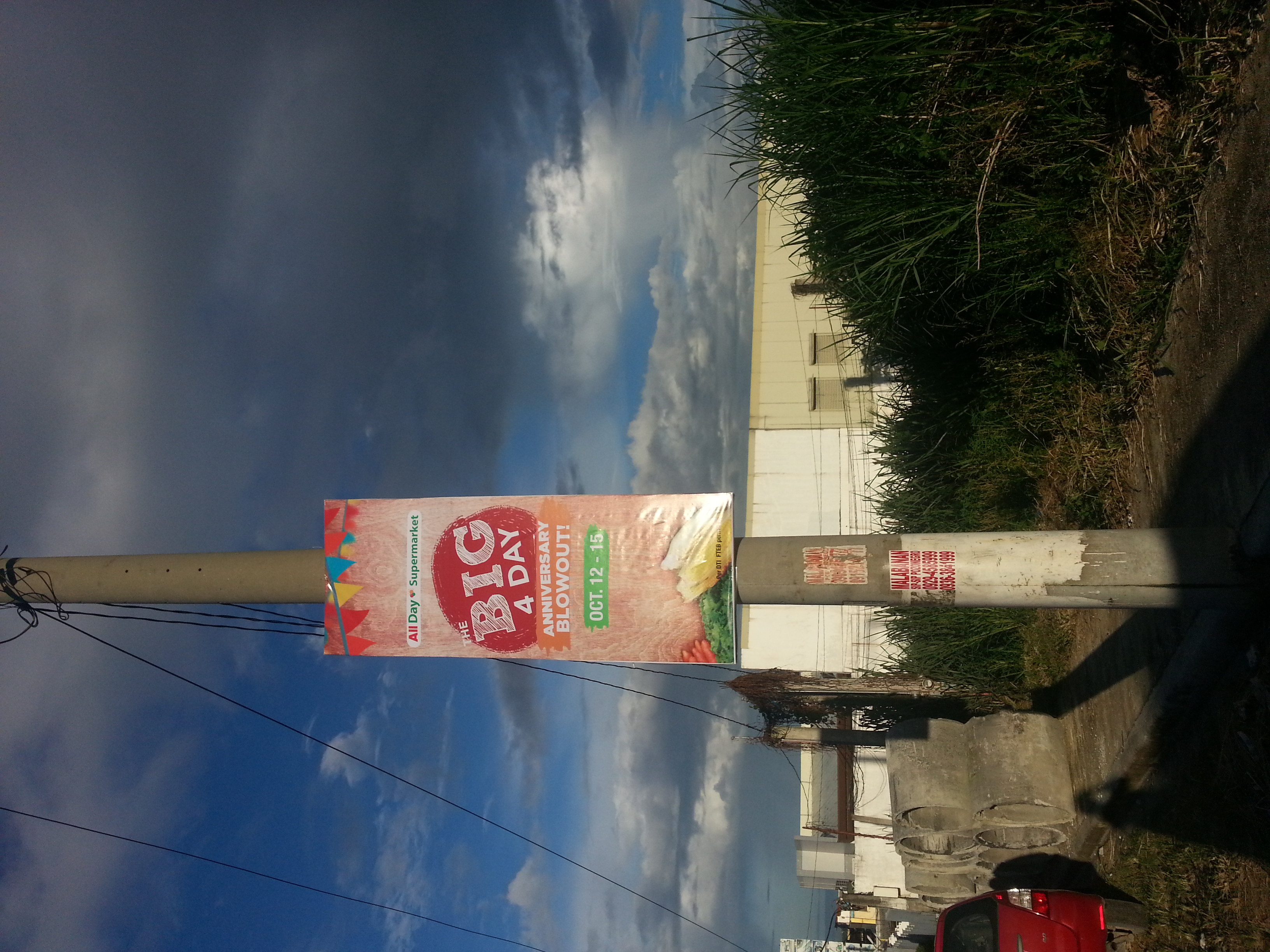 AllDay Supermarket Big 4 Day Sale