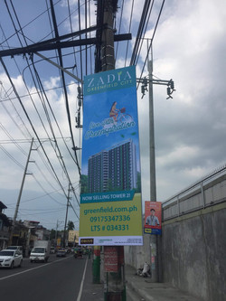 Zadia Street Banners