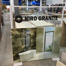 Niro Granite Tile End Cap