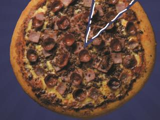 All American - 5 Peso Pizza (per slice) Promo