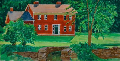 Daniels Farmhouse and Sluiceway