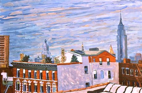 Above NY Roofs