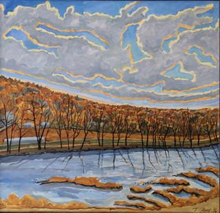 River Cloud Glyphs