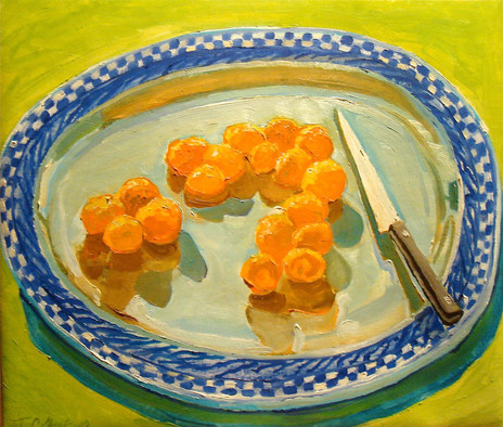 Knife and Kumquats