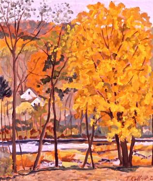 Fall in Hawley