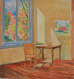 Fall Interior