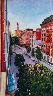 E 3rd Street Sunset
