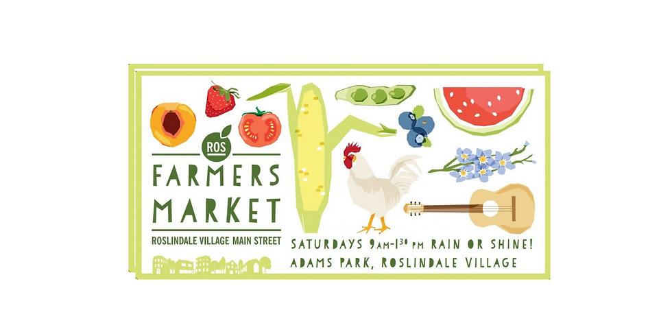 2020 Roslindale 'Grab N' Go' Farmer's Market