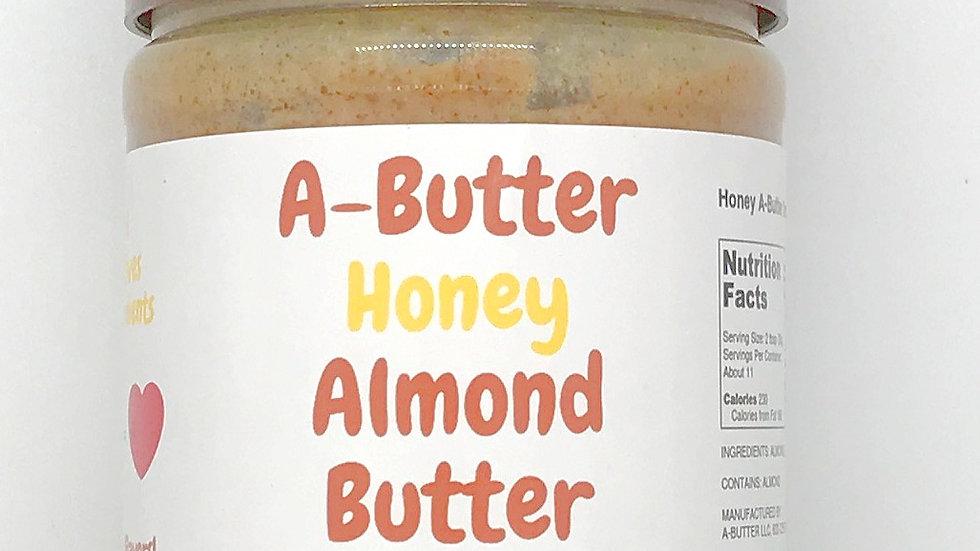 A-Butter Honey Almond Butter