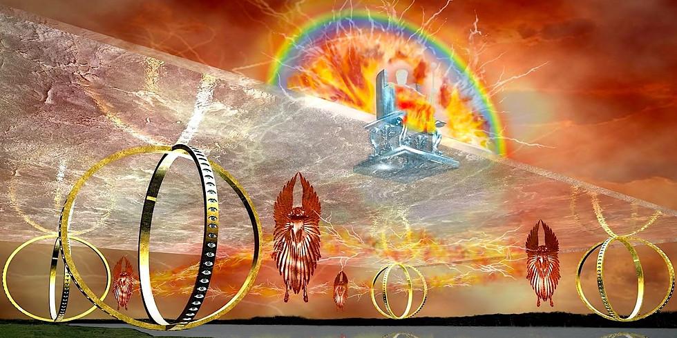 Yored Merkaba si activarea Corpului de Lumina
